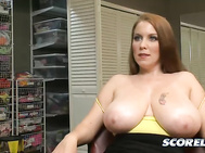 Meet Annellise Croft, an English MILF with big tits who came our way, literally, through a friend of Bea Cummins.