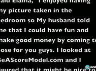When Elaina Gregory debuted at SCORELAND on December 3rd, 2010, TSG editor and SCOREtv host Dave was impressed. 2