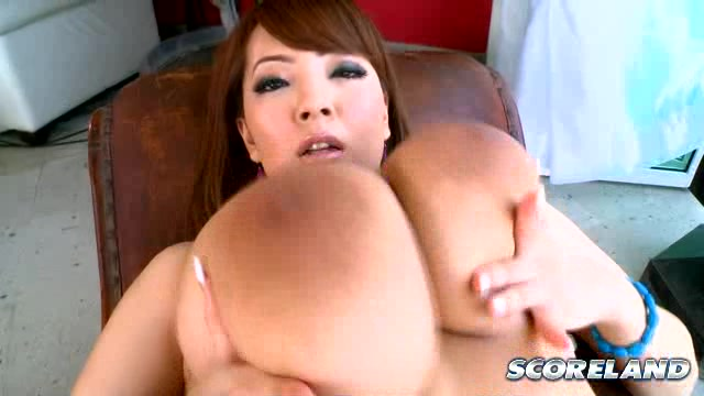 Most Japanese girls with huge, natural tits are plumpers or heavy-set.
