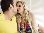 Johnny and his girlfriend Julia Ann are waiting for their friends to come over when it comes up that his pal's woman loves anal sex.