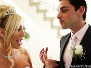 It's Tasha Reign's wedding day.