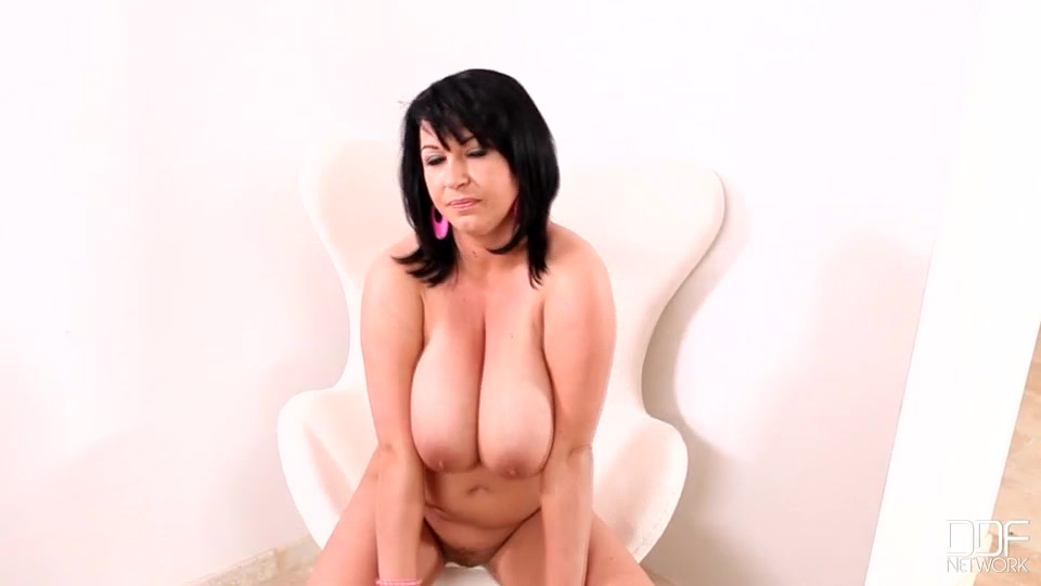 Kora sticks her ass at us too, so we can indulge in a little butt-worship to mix in with the tittie adoration.