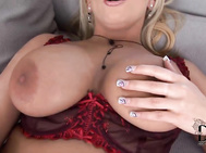 Blonde lucy love from hungary is curvy, stacked.