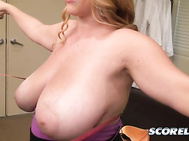 You're going to see it in this Behind The Scenes video, Melissa's Cups Runneth Over.