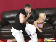 They would especially be intimidated by her huge clit and labia but not your boy Hunter.