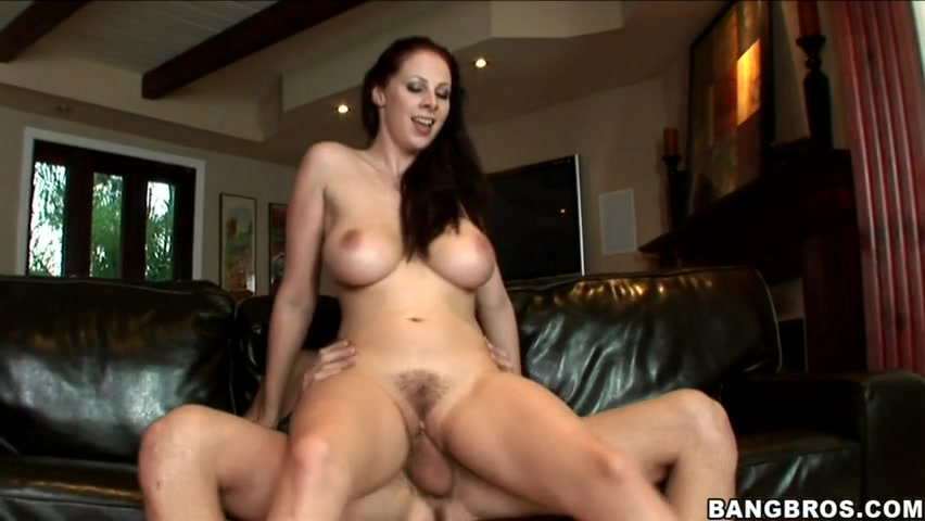 we have the Beautiful Gianna Michaels making her presence felt with her Humongous tities and matching booty,Anywho we have the ever so lucky Aaron Wilcoxxx and man he goes to town on her and boy does she love it.