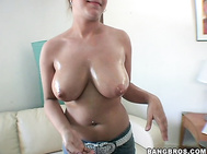 Her perfect pussy is something to write home about as well.