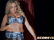 Always in beautiful shape and always sexy, busty Amber Lynn Bach is a special lady.