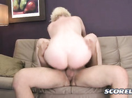 Definitely one of the most sexually voracious newcomers at SCORELAND ever.