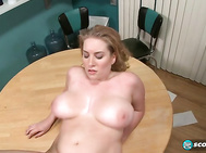 The Florida MILF proves that by her amazing ability to take huge toys and huge cocks deep inside her snatch. 2