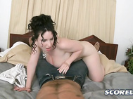 To date, Karina's never made any other videos or photo sets with a male and the odds are good that she never will.