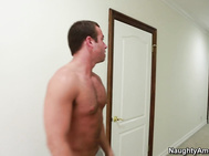 Ava Addams has been carrying on a naughty tryst with her son's friend, Chad.