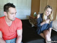 Johnny confronts Natalia Starr after discovering that she pawned the engagement ring his father gave to her when he proposed marriage.