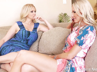 Emma Starr is at it again and she has her friend, Julia Ann, with her this time.