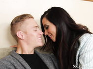 Ariella Ferrera really wants her daughter's new boyfriend, Chad, to leave her daughter alone.