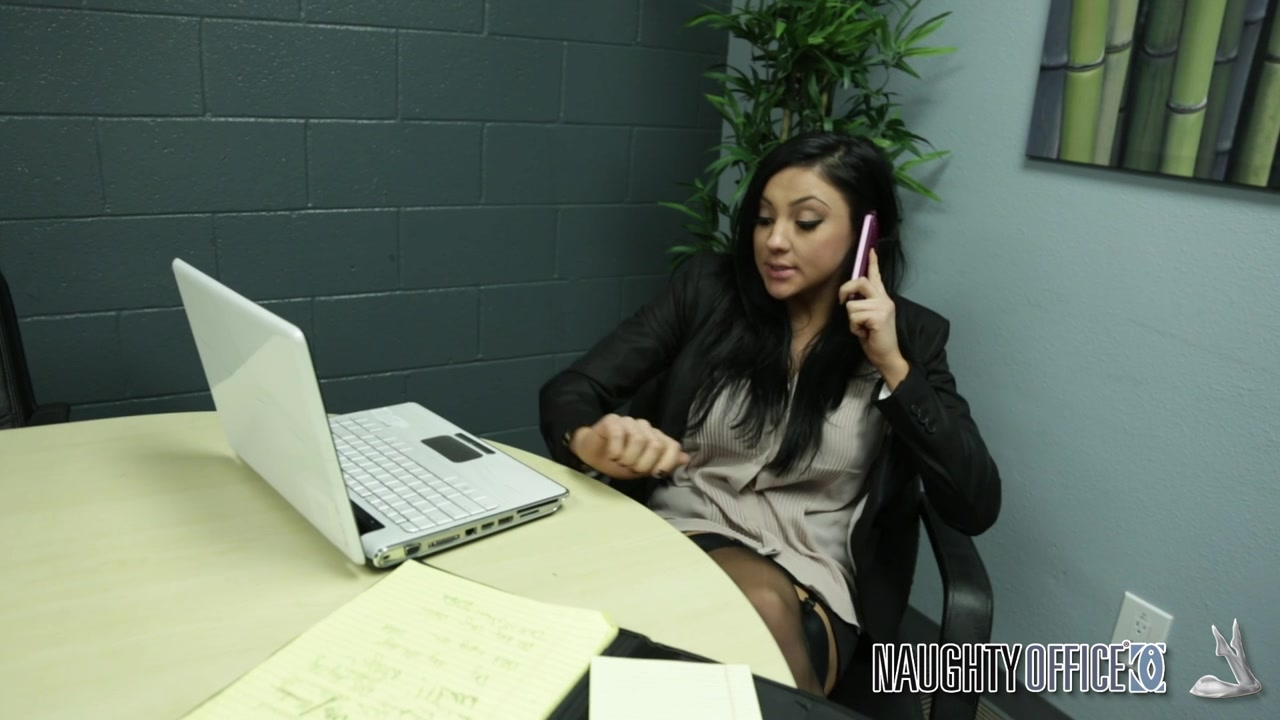Audrey Bitoni thinks that the new guy at the office, Johnny, is really cute.