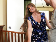 Darla needs a nanny and her search comes to a stop when she finds the only male nanny on the website she was browsing.