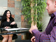 Amy Anderssen calls her employee, Johnny Castle, in to her office when she notices his numbers are down.