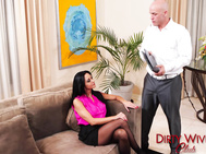 Ava Addams has a full schedule, so does her husband.