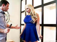 Phoenix Marie is really upset that her assistant messed up and the outfits she ordered haven't arrived yet.