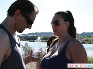 Allison Tyler is on vacation and away from her husband.