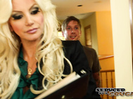 Brittany Andrews is a hot and horny cougar that's ready to take on the next dick she sees.