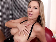 One of our champion models, carol, shows up for her thirty-second appearance on ddfbusty.