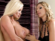 Two of our most popular models, carol, sharon pink, team up for a kinky lezzie encounter.