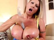 Whether i'm pointin' my piece at you or flashin' my cleavage, you're gonna get that cock out, listen up, watch my new full hd big breast sex video, enjoy my nude pics on.