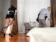 The classic situation of the maid coming upon the horny hotel visitor is the subject of this exclusive new scene as that exciting example of both big natural boobs, european pussy, the phenomenal hungarian pornstar, bona fide busty legend laura orsolya ak