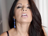 The entrancing allure of busty ladies in their thirties has the perfect example in susana as she teases us with her pink, black lace bra before baring her naked gazongas which hang, sway hypnotically, make us lick our lips, stroke our cocks in sheer breas