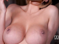 Leigh pushes forth her 34d melons with their upright nipples in this full hd video, nude pics.