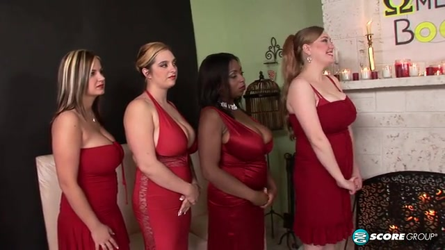 To celebrate their victory, Gianna throws an orgy during graduation so all the pledges can get fucked and invites all of the campus studs over to Omega Boobs.