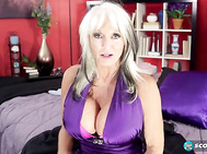 Our MILF of the Month is none other than Sally D'Angelo, a tornado of sex.