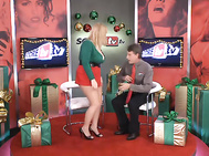 SCOREtv is back with an all-new Holiday Edition for 2011 and it's going to be jiggle belles all the way.