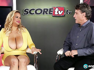 This season, SCOREtv covers more than the world of big-boobed SCORE and Voluptuous Girls.