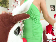 Merry X-Mas, to all our Bangbros fans.