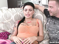 Today my good friends, we have the most famous and one of my fans, Eva Angelina.