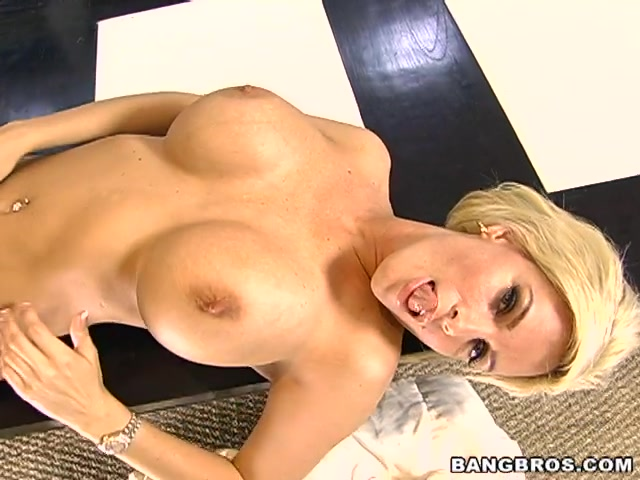 All twelve inches of monster meat was pumped in and out of that luscious snatch.