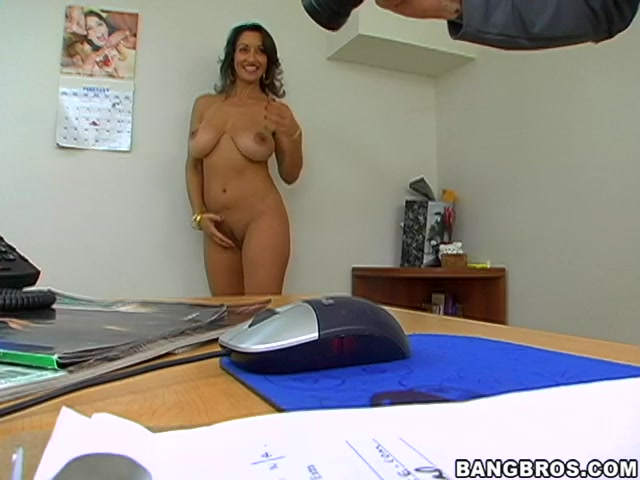 In this update, Persia stopped by the casting office for work and gave the agent one hell of an interview.