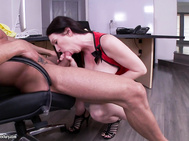 Marco wants to be a callboy to please women all around the city but before he can do that, he has to convince her employer, the magnificent Rayveness.