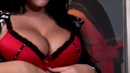 Huge Natural Tits Bouncing Up and Down #83