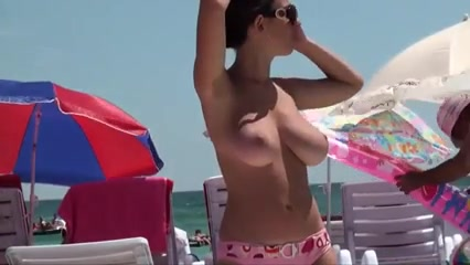 topless slut beach