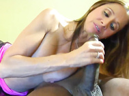 Beautiful wife interracial fuck with ghetto dick