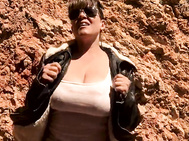 Topheavy Cougar Hiking Joi