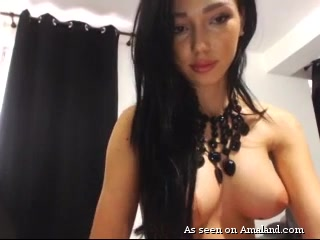 Loved your sexy boob play and sway with a little spit.