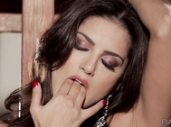 Sunny Leone has returned, holding nothing back.
